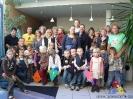 Teilnahme des Schulkindergartens am Seniorennachmittag