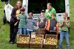 Wir machen Apfelsaft GS1/GS2 Lerngruppe Outdoor