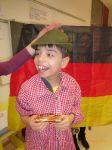 Europa Brot reise