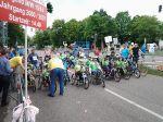 Handbike beim Stuttgarter Zeitungslauf