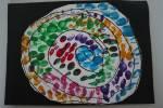 Kunstprojekt der Klassen GS3 und S4_25