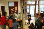 Kunstprojekt der Klassen GS3 und S4_87